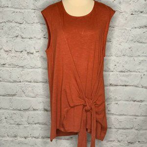Anthropologie Vanessa Virginia Knotted top